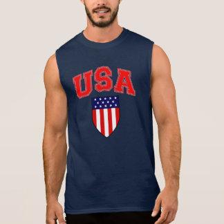 Protetor patriótico da bandeira americana dos EUA Regata