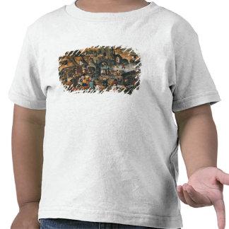 Provérbio flamengos t-shirt