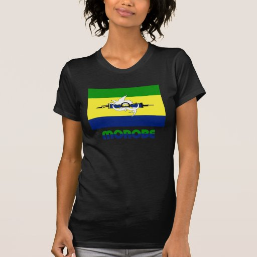 Província de Morobe, png Camisetas