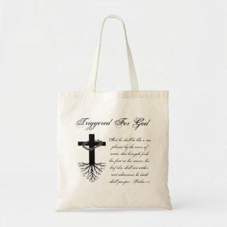 Provocado para o bolsa do deus