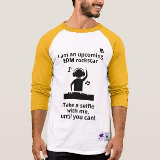 Próximo EDM rockstar Camiseta