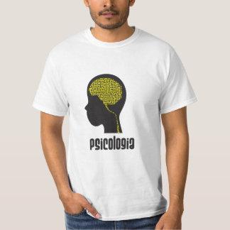Psicologia (Masculina/Frente) T-shirt