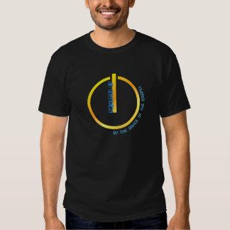 Psto acima de (pela benevolência do evangelho) t-shirts