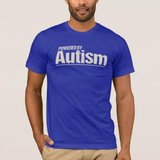 Psto pela camisa do autismo