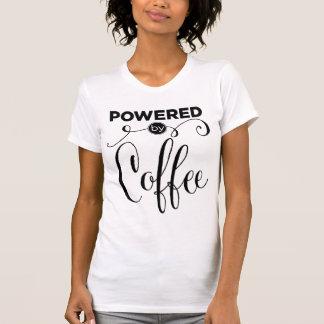 Psto pelo café camiseta