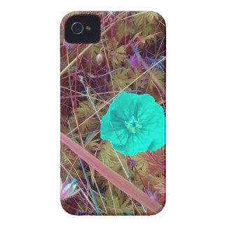 Psycodelia floresce moderno na moda original capa para iPhone 4 Case-Mate