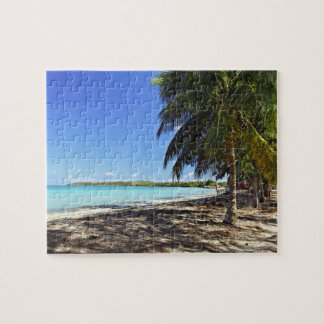 Puerto Rico, Fajardo, ilha de Culebra, sete mares Quebra-cabeças