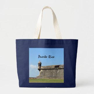 Puerto Rico Sacola Tote Jumbo