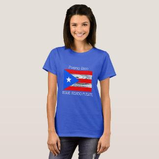 Puerto Rico SEGUE a camisa do furacão de SIENDO