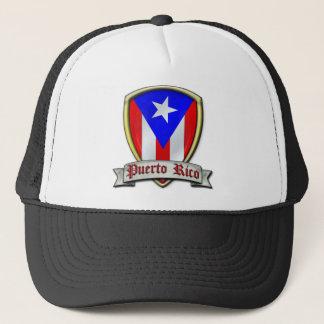 Puerto Rico - Shield2 Boné