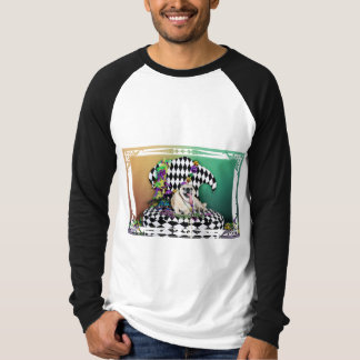 Pug do carnaval 2015 de Pugsgiving - Stanley - Camisetas