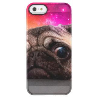 pug do espaço - comida do pug - biscoito do pug capa para iPhone SE/5/5s permafrost®