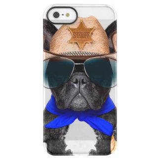 pug do vaqueiro - vaqueiro do cão capa para iPhone SE/5/5s permafrost®