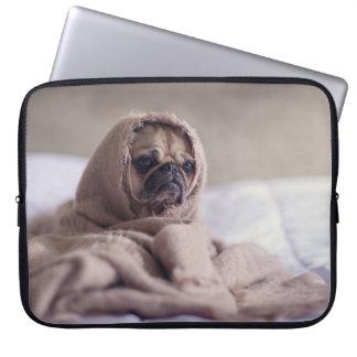 Pug em um Pug bonito geral Capa De Computador Notebook