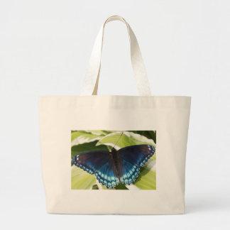 Pugilista e borboleta bolsas de lona