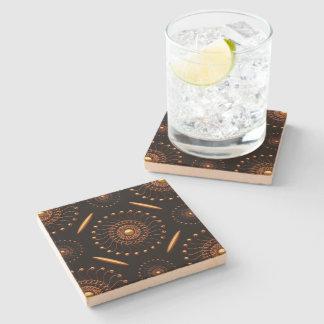 Pulseira-n-Bobbles a porta copos da bebida Porta-copos De Pedra