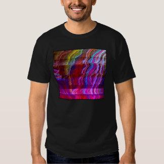 Pulso aleatório um camisetas