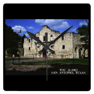 Pulso de disparo de parede de Alamo Relógios De Pendurar
