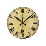 Pulso de disparo de parede do chique do vintage relógio para parede