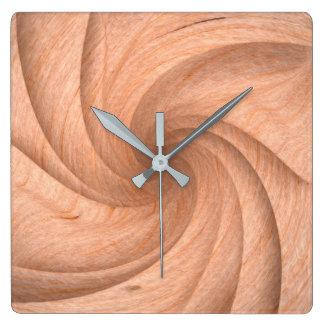 Pulso de disparo de parede original do design relógios de pendurar