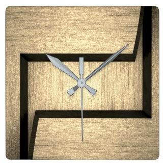 Pulso de disparo de parede original do design relógios para pendurar