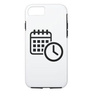 Pulso de disparo do calendário capa iPhone 7
