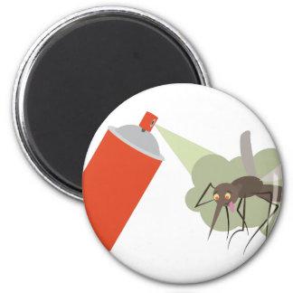 Pulverizador de inseto imã