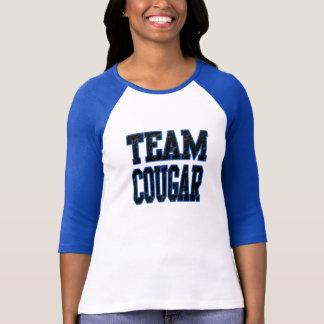 Puma da equipe camiseta