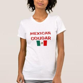 PUMA MEXICANO CAMISETAS