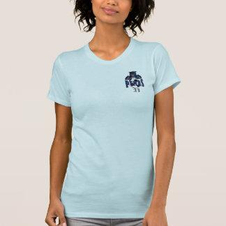 Pumas - camisa do fã das senhoras
