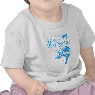 Punk da madrinha feericamente t-shirts