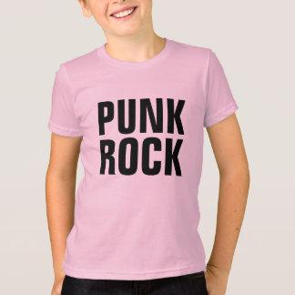Punk rock camisetas