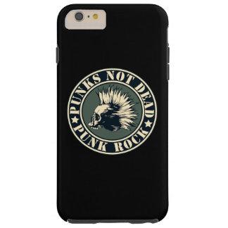 Punks nao inoperantes capa tough para iPhone 6 plus