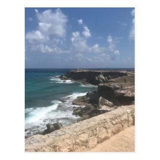 Punta Sur, Isla Mujeres, cartão de México #2