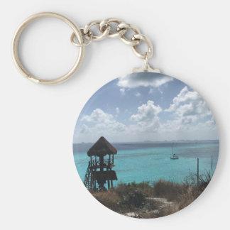 Punta Sur, Isla Mujeres, chaveiro de México