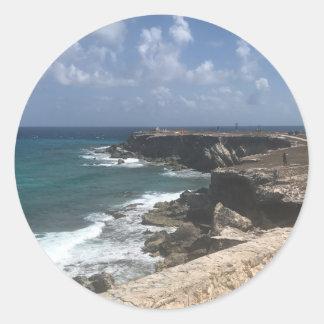 Punta Sur, Isla Mujeres, etiquetas de México #2