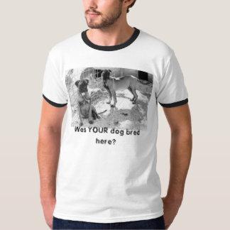 PuppyMill-Mastiffs Camiseta
