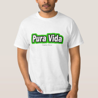 Pura Vida, Costa Rica - personalizado T-shirts