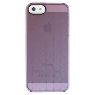 Purble Classic Iphone case Capa Para iPhone SE/5/5s Transparente