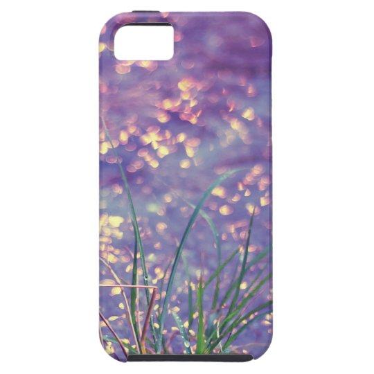 Purple Rain Capa Tough Para iPhone 5