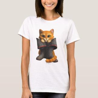 Puss dos jovens do CG Camiseta
