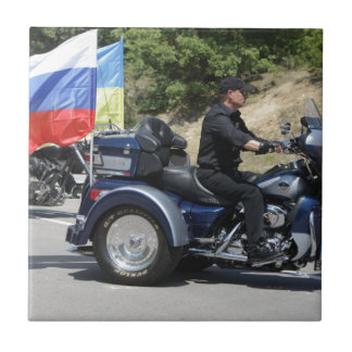 Putin monta um Trike!
