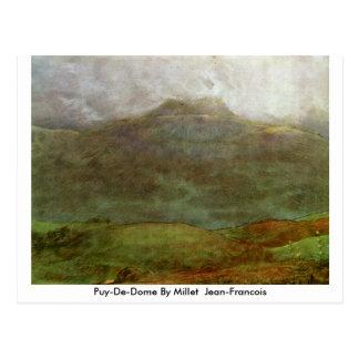 Puy-De-Abóbada pelo painço (ii) Jean-Francois Cartão Postal