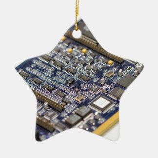 PWB - O conselho de circuito impresso Ornamento De Cerâmica Estrela