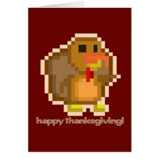PXL Turquia agradece ao cartão vazio