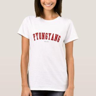 Pyongyang T-shirts