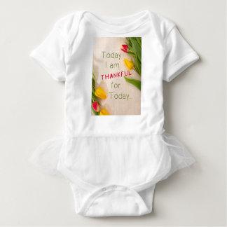 Qoutes inspirador grato body para bebê