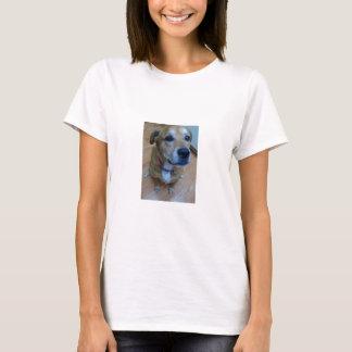 qpc, modelo, nao capaz de editar. nao fechado. t-shirt
