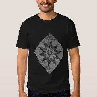 Quadrado de BlackDiamond SilverStar Tshirts