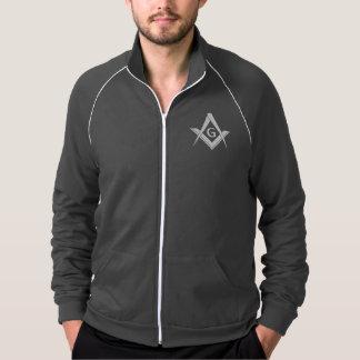Quadrado e compasso modernos jaquetas